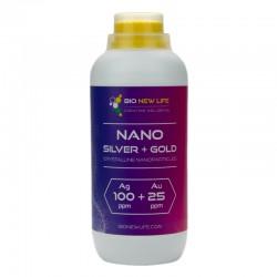 NANO Gold and NANO Silver